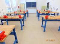 New Pupil Workroom